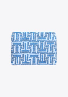 Tory Burch T TERRY COSMETIC CASE