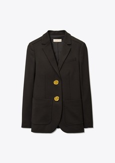 Tory Burch TWO-BUTTON BLAZER