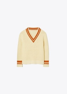 Tory Burch Vintage Cricket Sweater