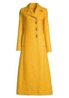 Tory Burch Wool-Blend Swing Coat