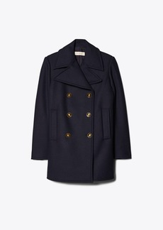 Tory Burch Wool Peacoat