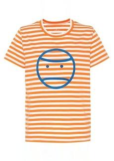 Tory Sport Little Grumps striped cotton T-shirt