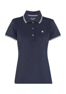 Tory Sport Piqué polo shirt