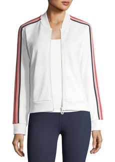 Tory Sport Prism Striped Performance Jacket
