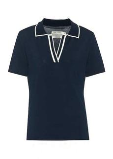 Tory Sport Ribbed polo shirt