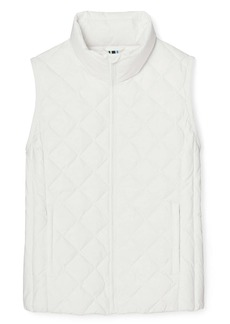 Tory Sport by Tory Burch Quilted Packable Down Vest