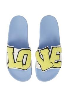 Tory Sport Love Slide Sandal (Women)