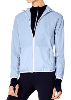 Tory Sport Nylon Packable Performance Jacket