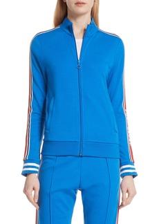 Tory Sport Side Stripe Track Jacket