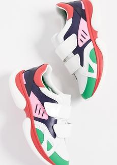 Tory Sport Two Strap Paris Sneakers