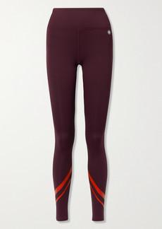 Tory Sport Weightless Printed Stretch Leggings