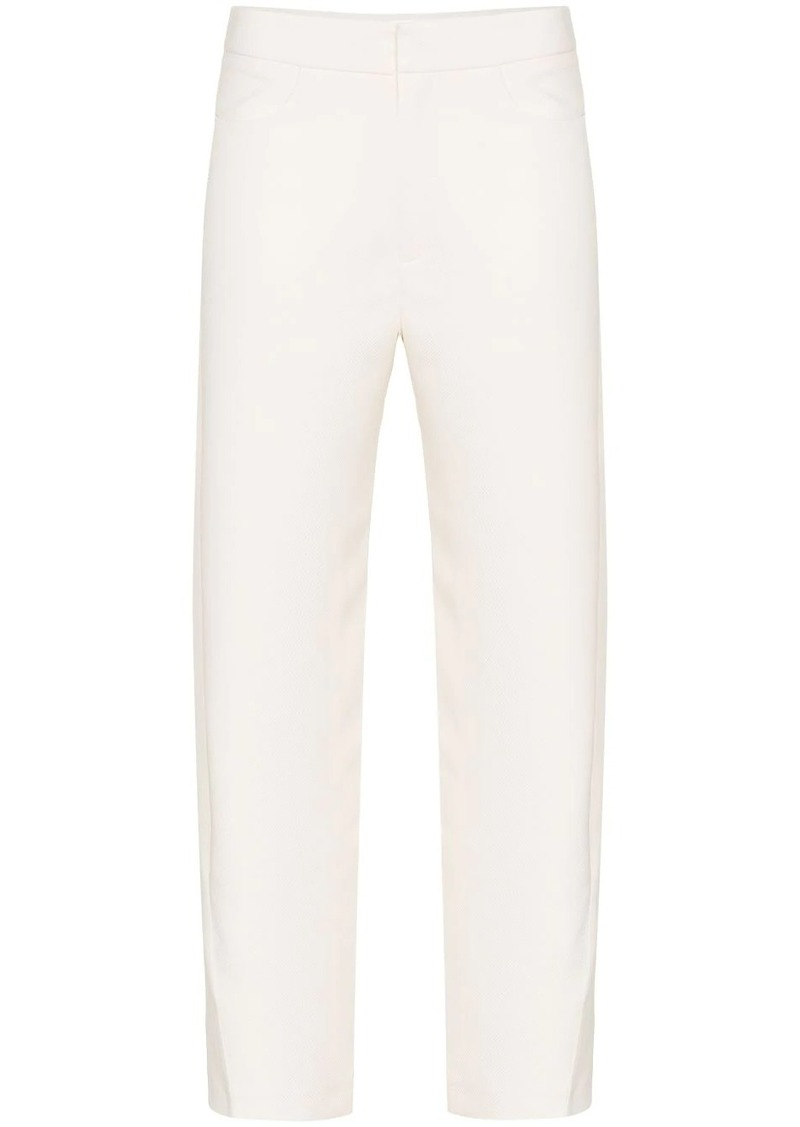 Totême Novara tapered trousers