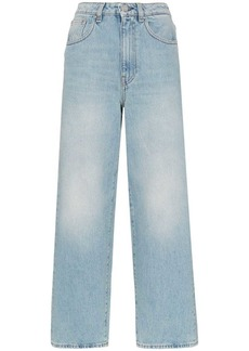 Totême high-waisted flared jeans
