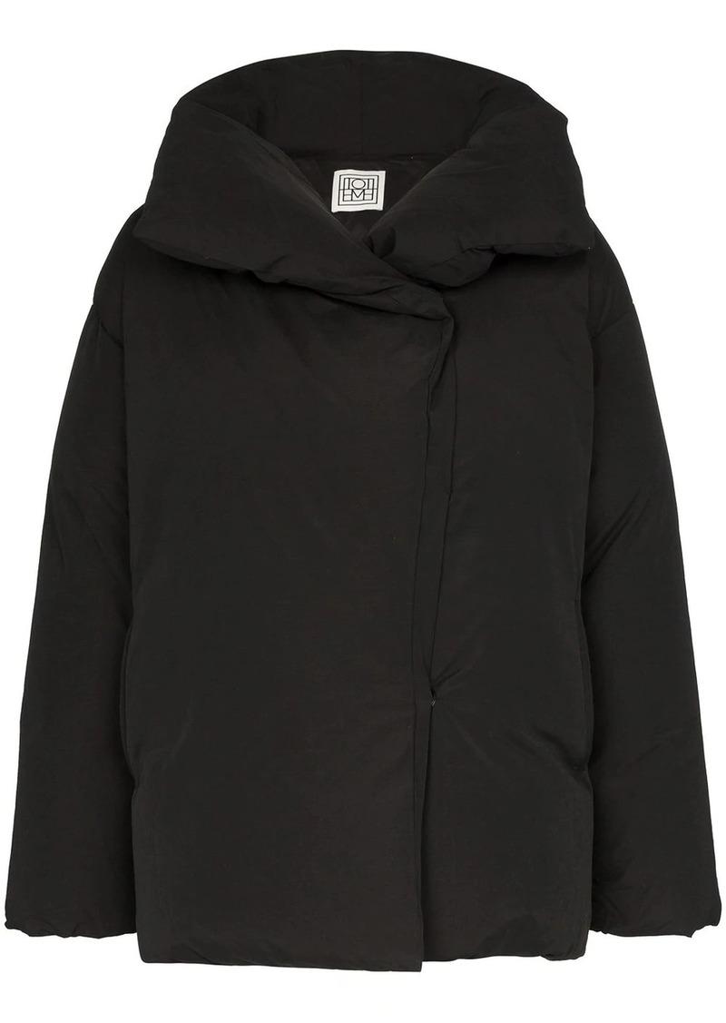 Totême annecy puffer jacket
