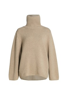 Totême Cambridge Wool & Cashmere Turtleneck