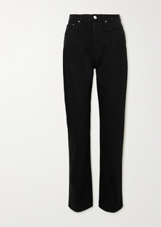 Totême Ease High-rise Straight-leg Jeans
