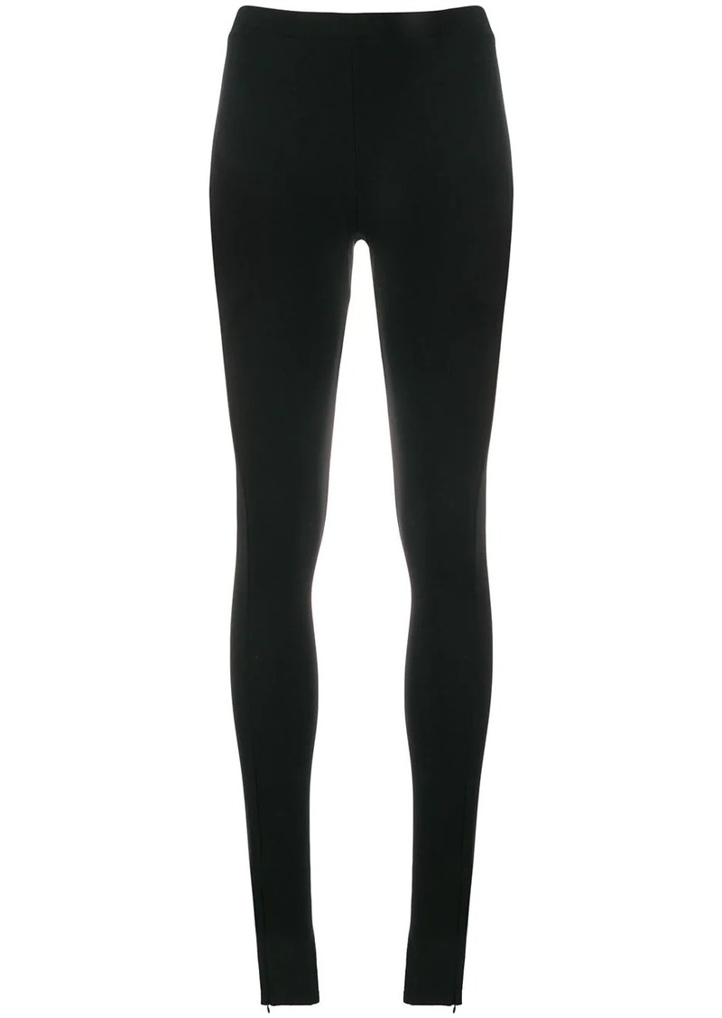 Totême high waisted leggings