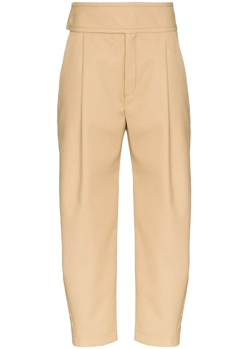 Totême Lombardy pleated trousers