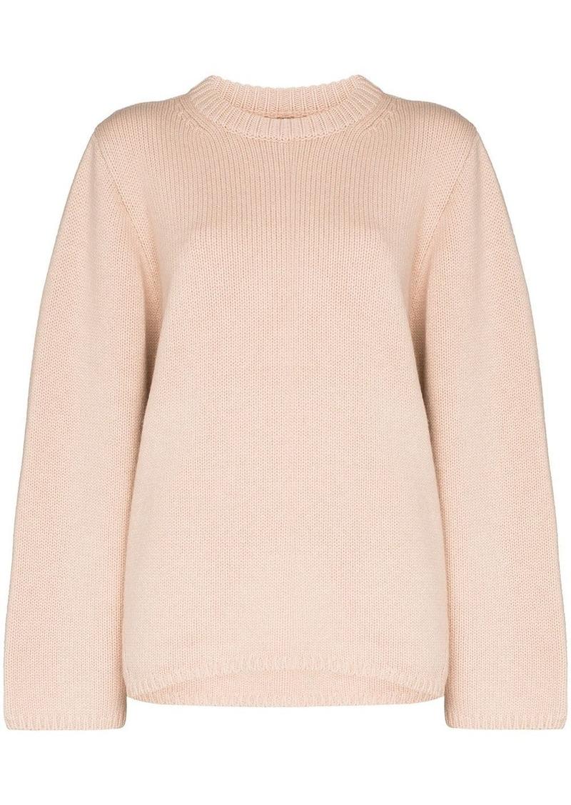 Totême Marans oversized merino and cashmere-blend jumper