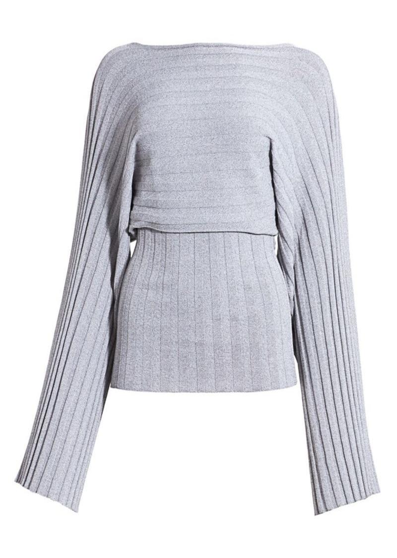 Totême Maristella Ribbed Sweater