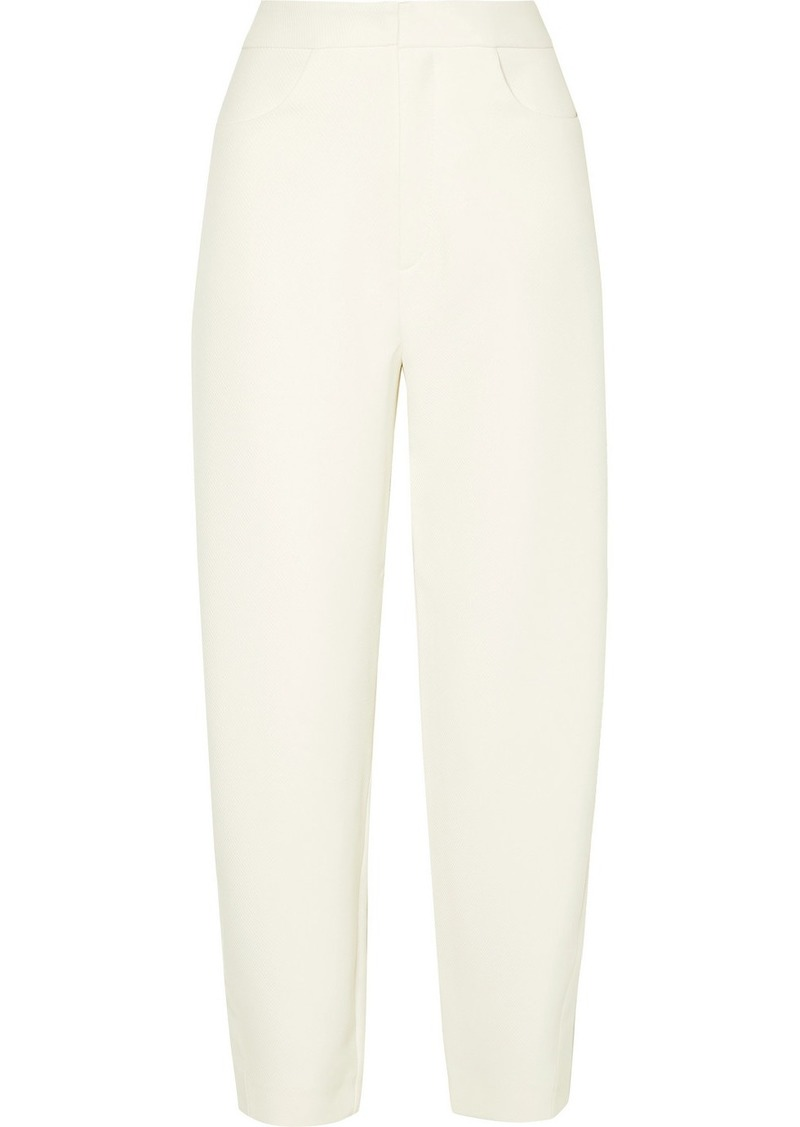 Totême Novara Drill Straight-leg Pants