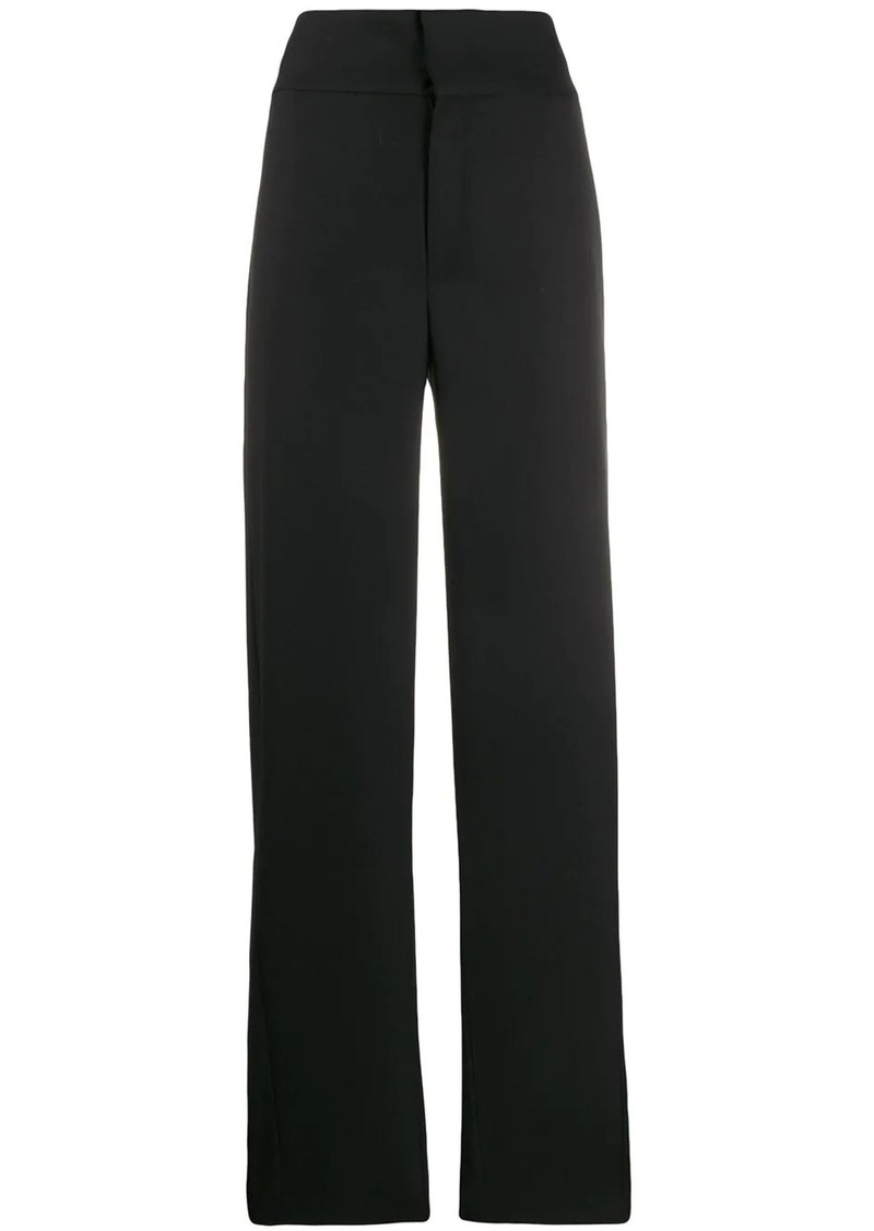 Totême Ossi high-rise tailored trousers