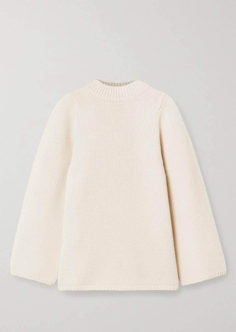 Totême Pomy Merino Wool Sweater