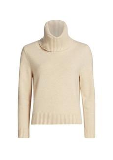 Totême Prati Wool & Cashmere Knit Turtleneck