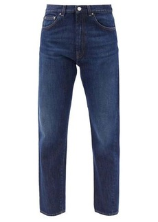 Totême Original twisted-seam straight-leg jeans