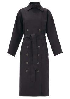 Totême Terlago wool-blend trench coat