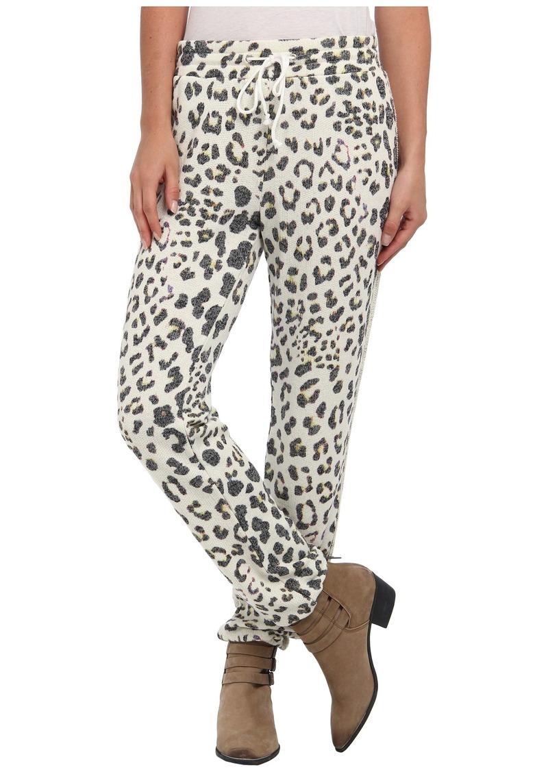 Townsen Animal Fleece Pant