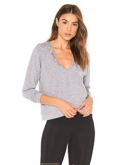 Track & Bliss Seashell Scuba Sweatshirt
