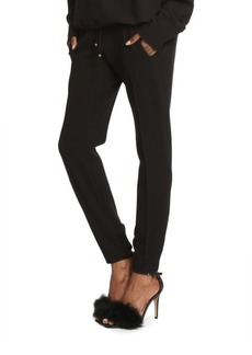 Tracy Reese Beaded Track Pants