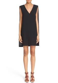Tracy Reese Cape Back Tunic Dress