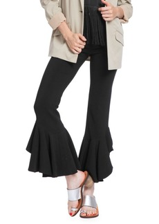 Tracy Reese Cascading Ruffle Ankle Pants