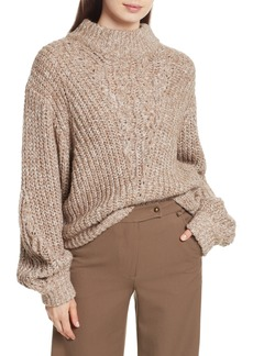 Tracy Reese Cowl Neck Sweater