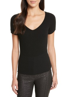 Tracy Reese Décolletage Sweater
