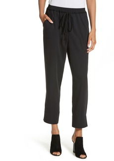 Tracy Reese Drawstring Ankle Pants