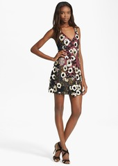 Tracy Reese Embellished Trapeze Dress