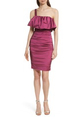 Tracy Reese Frilled Column Dress