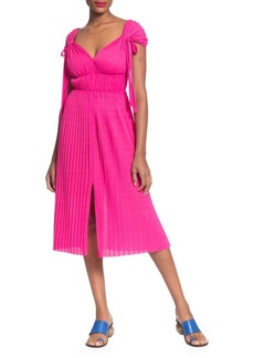 Tracy Reese Pleated Grecian Dress