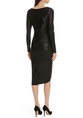 Tracy Reese Sexy Surplice Dress