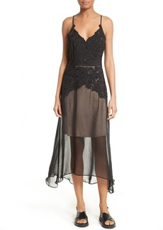 Tracy Reese Lace Slipdress