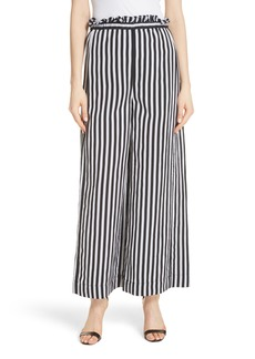 Tracy Reese Wide Leg Crop Pants