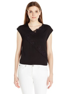 Tracy Reese Women's Asymmetric Top