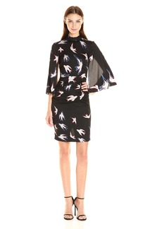 Tracy Reese Women's Backout T Dress the Birds