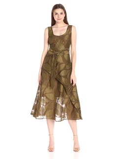 Tracy Reese Women's Belt Tank Dress