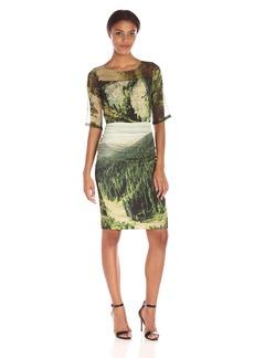 Tracy Reese Women's Blouson Dress