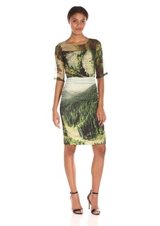 Tracy Reese Women's Blouson Dress