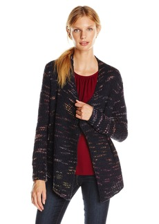 Tracy Reese Women's Chunky Open Cardigan Sweater